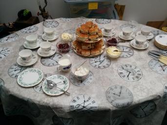Vintage Tea!
